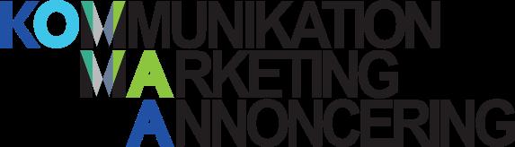 KOMMAA - Kommunikation, Marketing og Annoncering