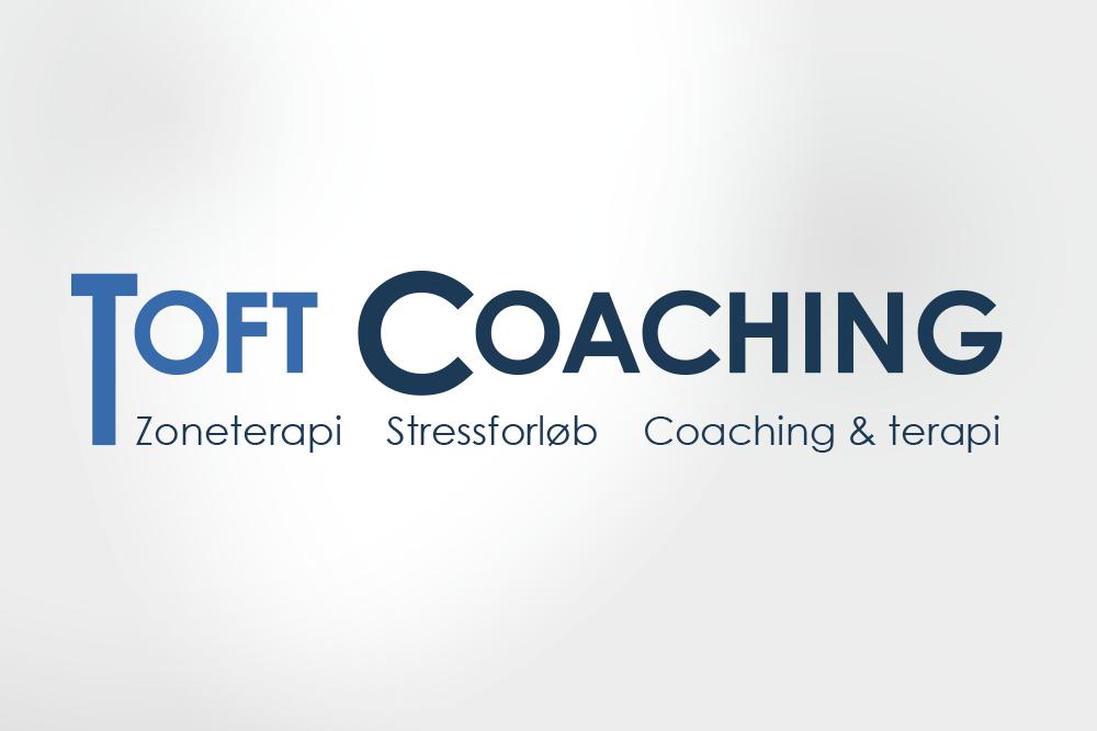 Design af logo til Toft Coaching